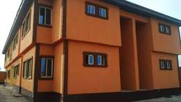 A highly furnished 2bedroom ensuite at olorunishola ayobo.
