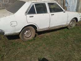 Datsun 120 y box great deal