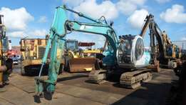 Kobelco SK 120 - To be IMPORTED