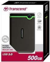 Transcend 1TB External Hard Disk, FREE DELIVERY PAY ON DELIVERY