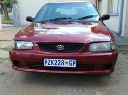toyota tazz for sale R13555