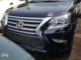 registered lexus gx460
