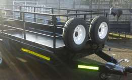 Special 3ton trailer from 27999 7days