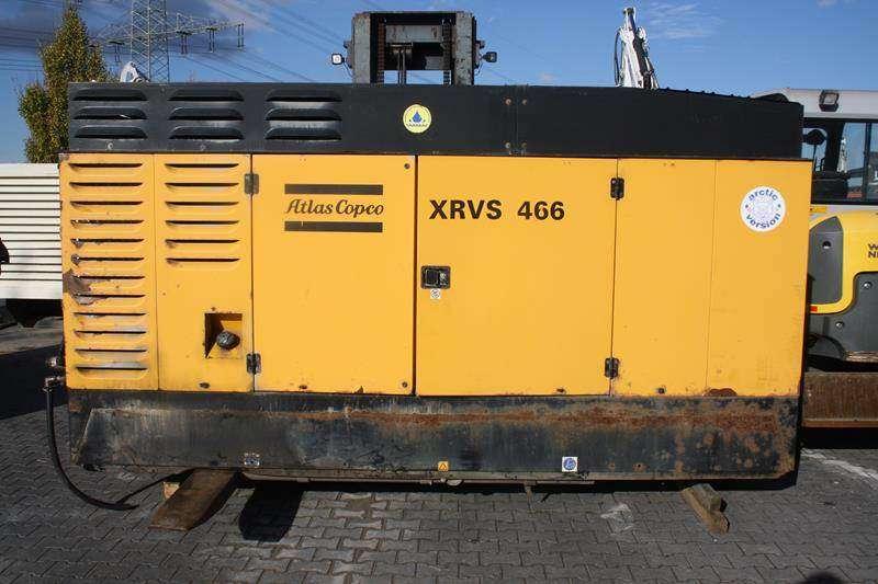 Atlas Copco XRVS 466 - 2004