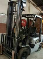 Nissan Forklift 2.5 Ton Diesel, Good Condition, R139000.00