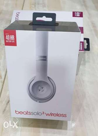 Original headphone Beats Solo3 6 أكتوبر -  1