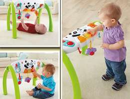 Fisher price grow with me baby gym