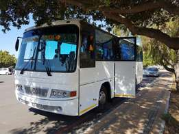 Mercedes Benz 30 seater bus with airconditioner