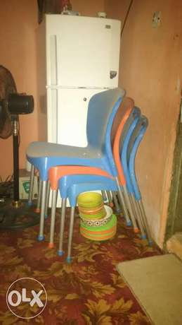 garden rubber chairs Lugbe - image 1