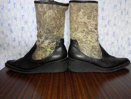 Сапоги Зимние Бу - Женская обувь в Чернигов - OLX.ua dd993432ed602