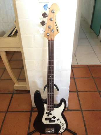 Epiphone Les Paul and Aria Bass for sale Somerset West - image 5