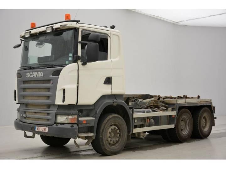 Scania R420 - 6x4 - 2007