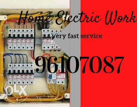 We have best electric contraptions for the electric work and energetic