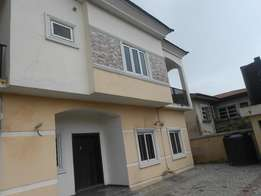 Lovely 4 Bedrooms Duplex with a room BQ for Rent