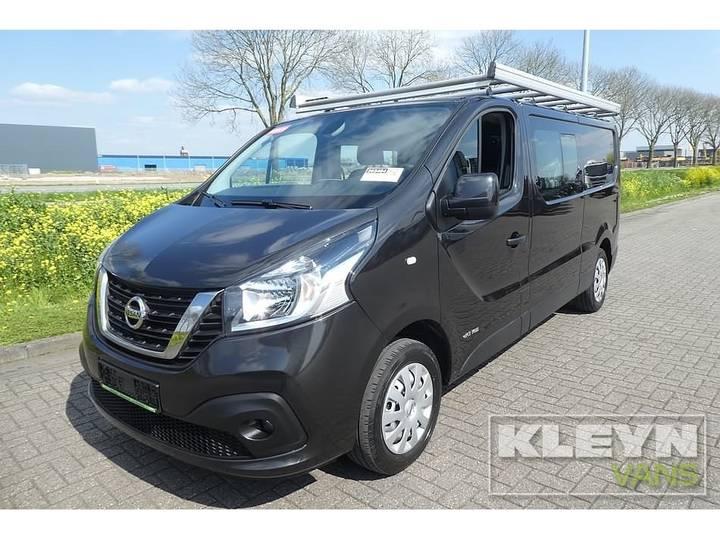 Nissan NV300 l2 dc ac 53 dkm! - 2017