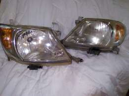Hilux D4D headlights for sale good condition