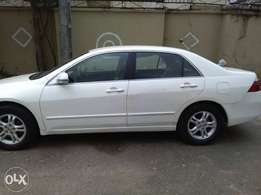Dove Honda Accord 2007 Model