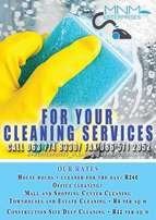 MNM Enterprises specializes in providing excellent cleaners