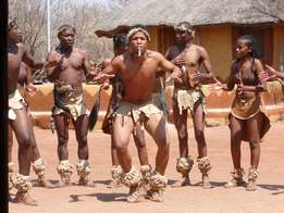 Epic Tswana Traditional Dancers for Corporate Functions