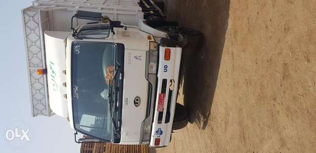 Truck availibale for rent with driver