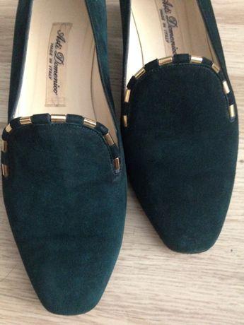 Туфли лоферы замшевые Asti Domenico  820 грн. - Жіноче взуття ... 31cb7113743e7