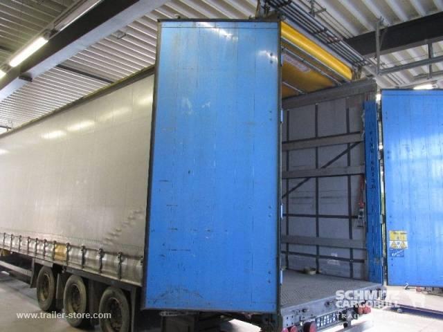 Schmitz Cargobull Curtainsider Varios - 2012 - image 8