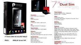 "PREMIO 7"" Dual core 3G Tablet"