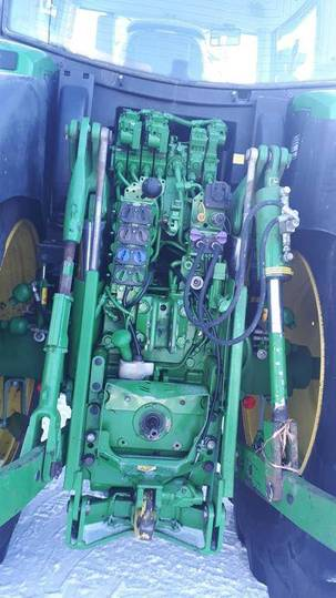 John Deere 6215r Traktori - 2016 - image 9