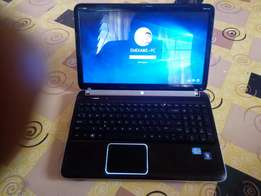Clean HP Pavilion dv6 core i5 6gb Ram 640gb hdd for sale