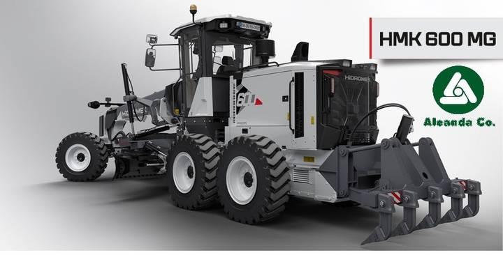 Hidromek HMK 600MG - 2019