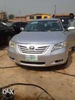 one month used 2008 Toyota Camry