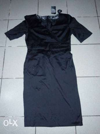 Orsay design fitted black gown Wuse II - image 1