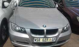 BMW 1series hatshback silver in color 2014 model 44000km R260000
