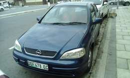 Opel Astra Sedan for Sale