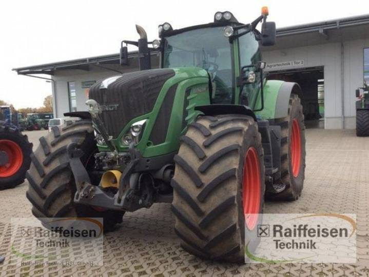 Fendt 930 vario s4 profi - 2015