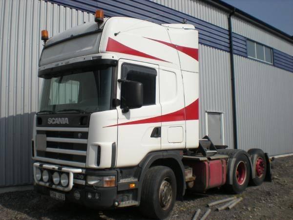 Scania 144 530 6x2 - 2000