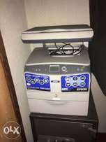 Photocopier, scanner and printer