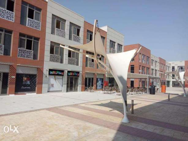 """Commercial Shop for sale 224m at, """"The Address"""" in Sheikh Zayed City"""