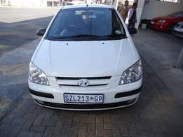 2006 Hyundai Getz Available For Sale