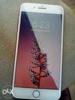 I phone 7 red rose gold