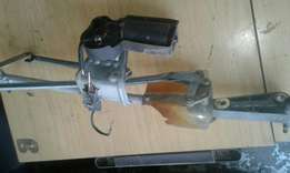 Reanult clio wiper motor complete with the machanism