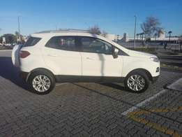 2016 Ford EcoSport 1.5 TiVCT Powershift (A/T) White 15000km