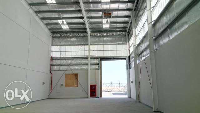 Warehouse / Workshop for Rent at Industrial Area
