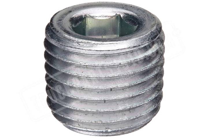 Steel hex socket plug WEATHERHEAD fasteners for truck - 2019