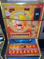 Gambling machine new