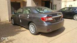Corolla 2013 foreign used original duty.a