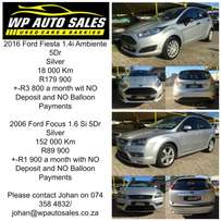 2016 Ford Fiesta on sale