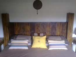 We manufacture headboards on order to your specs