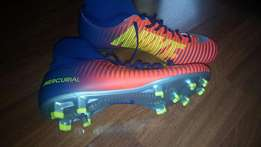 Newest nike mercurial soccer boot