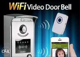 WiFi video door bell